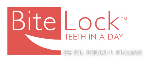 Bite Lock Teeth in a Day by Dr. Pedro F. Franco - Dallas, TX